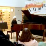 Classical Pianist Mona Golabek performs and discusses 'The Pianist of Willesden Lane' at the Hartford Public Library.